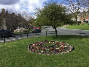 Rothbury village green